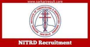NITRD Recruitment